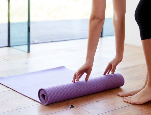 Stay Hydrated After the Yoga Exercise