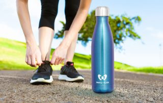 water bottle for running